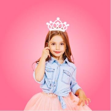 для маленьких принцес